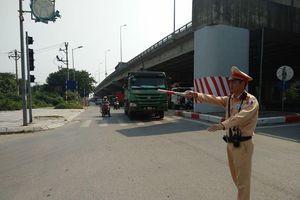 Cấm đường xung quanh SVĐ Mỹ Đình, phục vụ 2 trận đấu sân nhà của ĐT Việt Nam