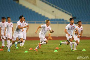 Văn Hậu, Công Phượng sẵn sàng, ĐT Việt Nam hưng phấn trước ngày đấu UAE