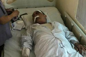 Hoàn cảnh đáng thương của cụ ông 80 tuổi bị gã xe ôm đánh đến mức nhập viện