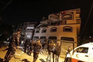 Căng thẳng leo thang tại Dải Gaza