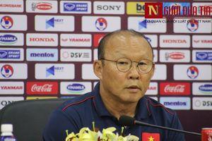 HLV Park Hang-seo: 'Chúng tôi sẽ không chủ quan bởi UAE khả năng sẽ chơi tất tay ở trận đấu tới'