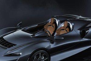 McLaren giới thiệu Elva, mẫu siêu xe siêu 'độc', không có kính chắn gió