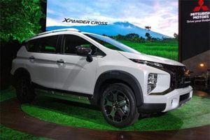 Mitsubishi Xpander Cross ra mắt: Hầm hố, giá hơn 430 triệu đồng