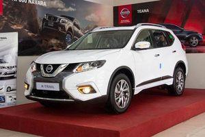 Nissan X-Trail ưu đãi 'khủng', cạnh tranh với Honda CR-V, Mazda CX-5