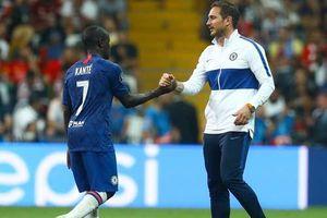 Kante chỉ ra cầu thủ đầu tiên sẽ mua nếu là HLV Chelsea