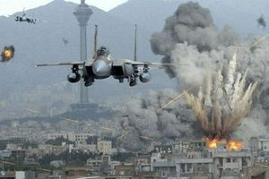 S-300 của Syria lần đầu xuất trận, diệt gọn UAV trinh sát Israel ở Địa Trung Hải