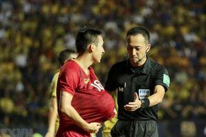 Tuyển Việt Nam nhận 'điềm lành' từ trọng tài bắt trận gặp UAE