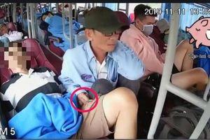 Nghi hành khách bị đánh thuốc mê trộm tài sản trên xe: Chưa thấy trình báo