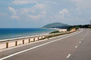 Sắp chọn thầu đường ven biển Đề Gi - Mỹ Thành (Bình Định) hơn 600 tỷ đồng