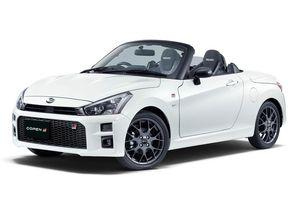 Toyota Copen GR Sport - xe mui trần siêu nhỏ giá 520 triệu đồng