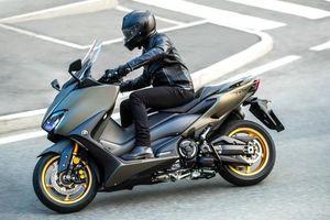 Xe tay ga Yamaha TMax 560 2020 dành cho nhà giàu