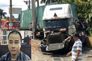 Tài xế container ngủ gật đâm chết 5 người bị tuyên 14 năm tù