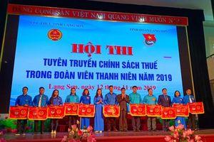 Lạng Sơn đẩy mạnh tuyên truyền chính sách thuế trong đoàn viên thanh niên