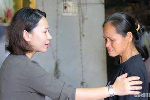 Ủy ban ATGT Quốc gia thăm hỏi gia đình nạn nhân TNGT tại Tây Nguyên