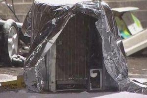 Bé gái 2 tuổi tử vong vì bị cục nóng điều hòa rơi trúng người