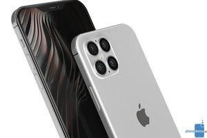 Lộ diện thiết kế mới nhất của của iPhone 12