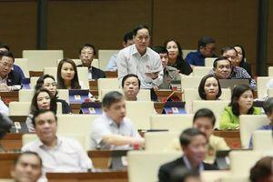Hôm nay, Quốc hội dành cả ngày để thảo luận về công tác PCCC