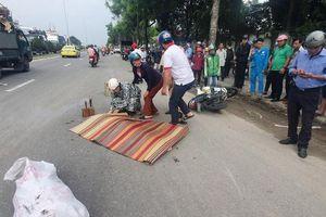 Va chạm với xe tải, một sĩ quan công an tỉnh Đăk Nông tử vong