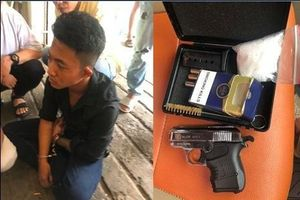 Bắt 2 thanh niên tàng trữ lượng lớn ma túy trong khách sạn