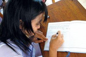 Từ chối viết văn tả thần tượng, học sinh bị phạt chép 100 lần câu 'em xin lỗi cô'