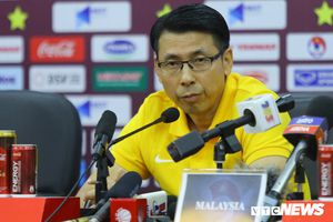 Tuyên bố 'Thái Lan không đáng ngại', HLV Malaysia vẫn phải dè chừng Nishino