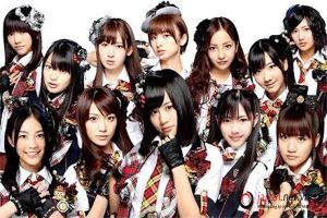 Nhóm nhạc nữ đình đám xứ anh đào AKB48 tới Việt Nam