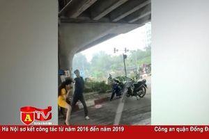 Nguyên nhân người đàn ông chém vợ ở cầu Dậu, Thanh Trì
