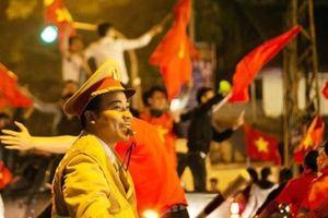 Không để xảy ra đua xe, cổ vũ đua xe trái phép sau trận đội tuyển bóng đá Việt Nam thắng đội tuyển UAE