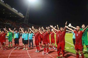 Kịch bản UAE bại trận tại Mỹ Đình