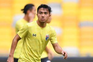 Chanathip sẽ là sự khác biệt ở trận Thái Lan gặp Malaysia