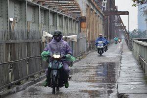 Đợt không khí lạnh đang gây mưa rét cho Bắc Bộ kéo dài trong bao lâu?
