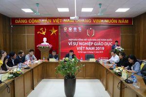 Tác phẩm báo chí 'Vì sự nghiệp giáo dục Việt Nam' có sự tiến bộ