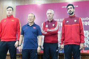 Quyết tâm cao của đội tuyển Việt Nam