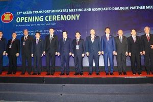 Bàn hướng kết nối giao thông bền vững khu vực ASEAN