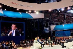 Việt Nam tham dự 'Diễn đàn Paris vì Hòa bình lần thứ 2'