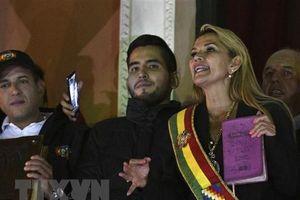Bolivia có tổng thống lâm thời