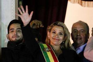 Tổng thống lâm thời Bolivia tuyên bố sớm tổ chức bầu cử