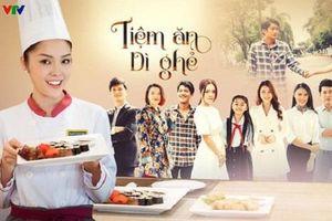 'Tiệm ăn dì ghẻ' chính thức lên sóng khung giờ vàng trên kênh VTV3