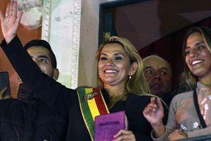 Mỹ chúc mừng, Brazil, Venezuela phản ứng trái ngược về Tổng thống lâm thời tự xưng Bolivia