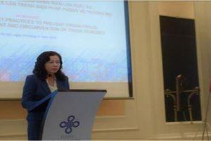 Hội thảo Chống gian lận xuất xứ, chuyển tải bất hợp pháp và lẩn tránh các biện pháp phòng vệ thương mại