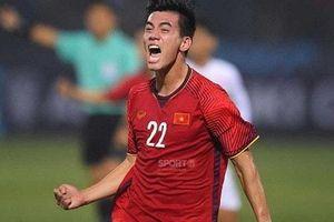 Tiến Linh ghi bàn, ĐT Việt Nam giành chiến thắng trước ĐT UAE