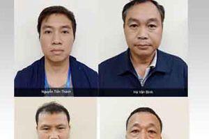 Bắt giam bốn lãnh đạo, quản lý thi công cao tốc Đà Nẵng - Quảng Ngãi