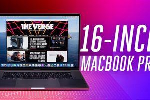 MacBook Pro 16 inch chính thức: Bàn phím Magic Keyboard, 6 loa, giá từ 2399 USD
