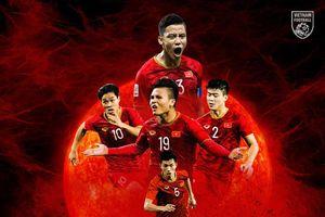 Dự kiến đội hình Việt Nam đấu UAE: Công Phượng sát cánh cùng Quang Hải