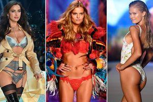 Những người mẫu Victoria's Secret xinh đẹp nhất của Nga