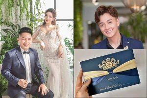 Điểm danh 5 nghệ sĩ được Bảo Thy mời dự cưới: Ngô Kiến Huy đăng thiệp đầu tiên, 4 người còn lại không khó tìm