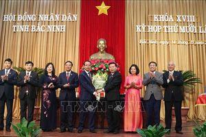 Bắc Ninh bầu Chủ tịch Hội đồng nhân dân và Chủ tịch Ủy ban nhân dân tỉnh