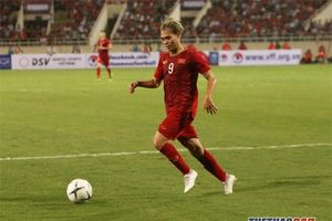 Phóng viên UAE đánh giá Văn Toàn là cầu thủ nguy hiểm nhất của đội tuyển Việt Nam