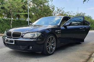 Mua BMW 760Li giá 14 tỷ: 10 năm sau rao bán chỉ gần 1 tỷ đồng