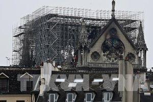 Chưa nhất trí được kế hoạch phục chế công trình Nhà thờ Đức bà Paris